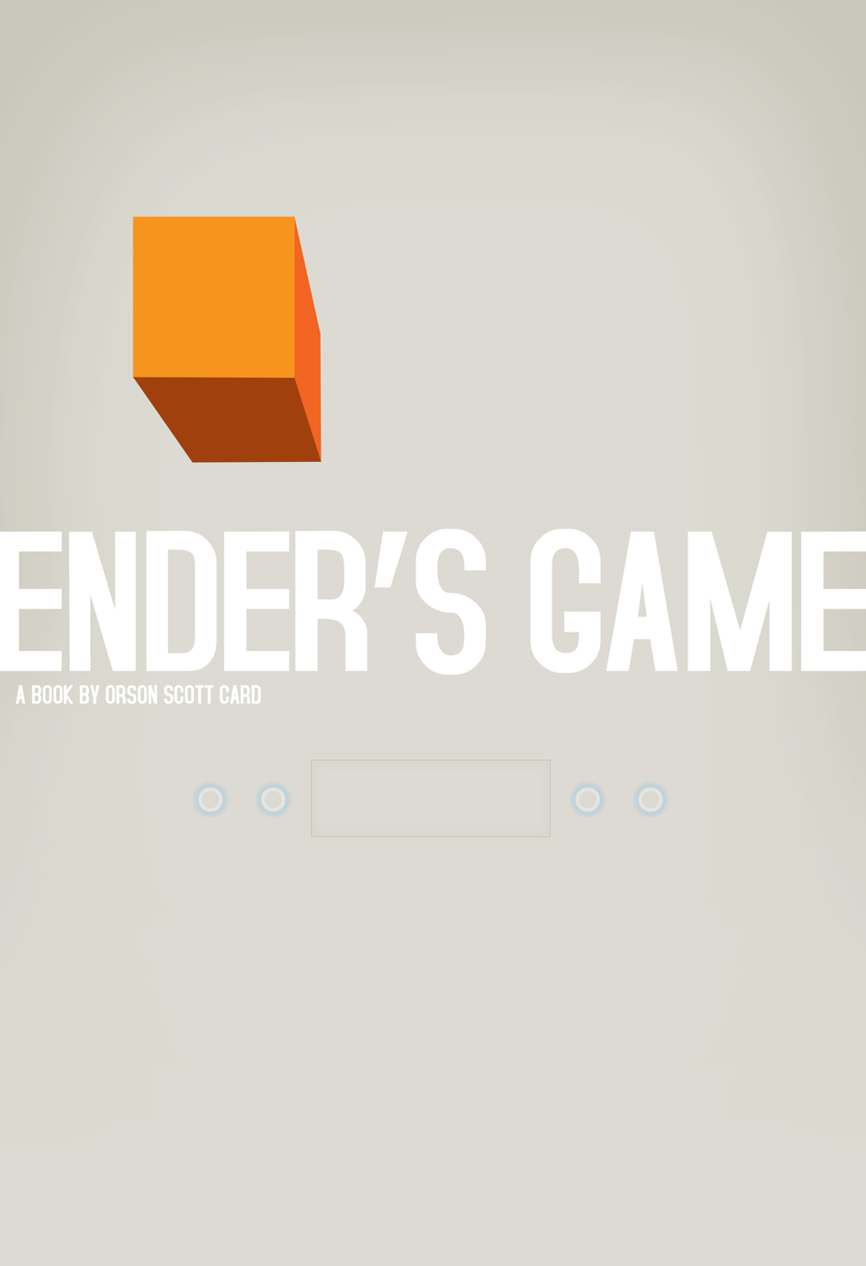 Ender S Game Book