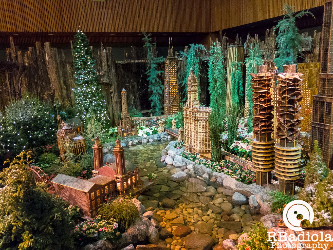 Me And My Aperture The Chicago Botanic Garden Wonderland Express