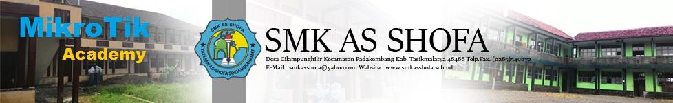AS-SHOFA MIKROTIK ACADEMY (A.M.A)