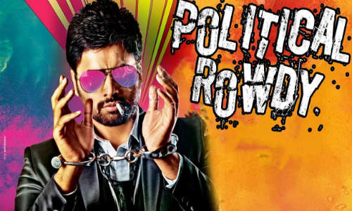 Political Rowdy (Hindi Dubbed)