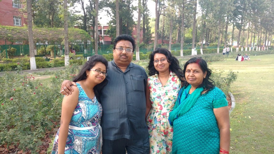 MY FAMILY - MY SOURCE OF INSPIRATION