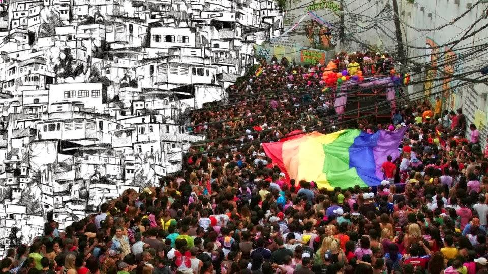 Filme 'Favela Gay' será exibido no Canal Brasil dia 02 de setembro