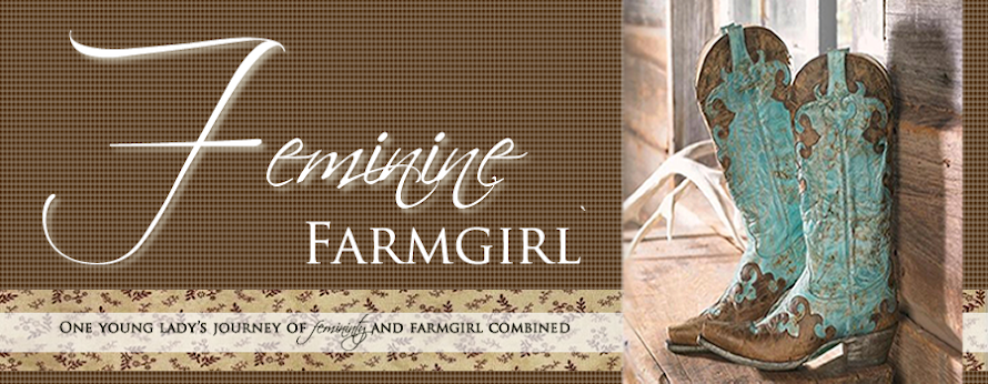 Feminine Farmgirl