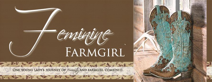 Feminine Farmgirl