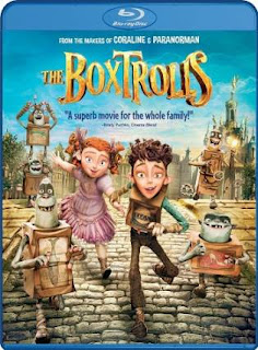 Hindi Dubbed Dual Boxtrolls (2014) BRrip 720p HDd
