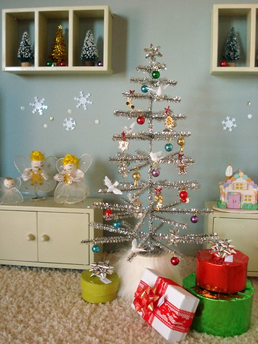 Retro Christmas Trees | The Old Lucketts Store