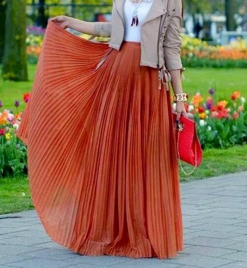 Jupe longue hijab pas cher