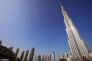 Burj Khalifa (Burj Dubai), Uni Emirat Arab