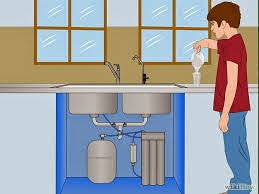 Guide  Water filter