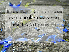 Brokenness  . . .