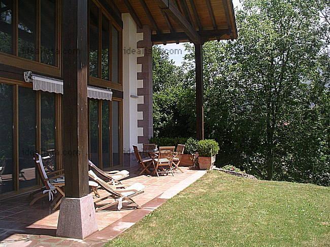 Fotos de terrazas terrazas y jardines terrazas moderna for Terrazas modernas fotos