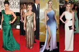 ideias de vestidos longos sensuais - dicas, fotos e modelos
