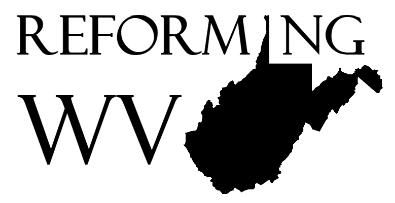 Reforming West Virginia