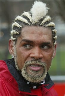 Gaya Rambut Unik