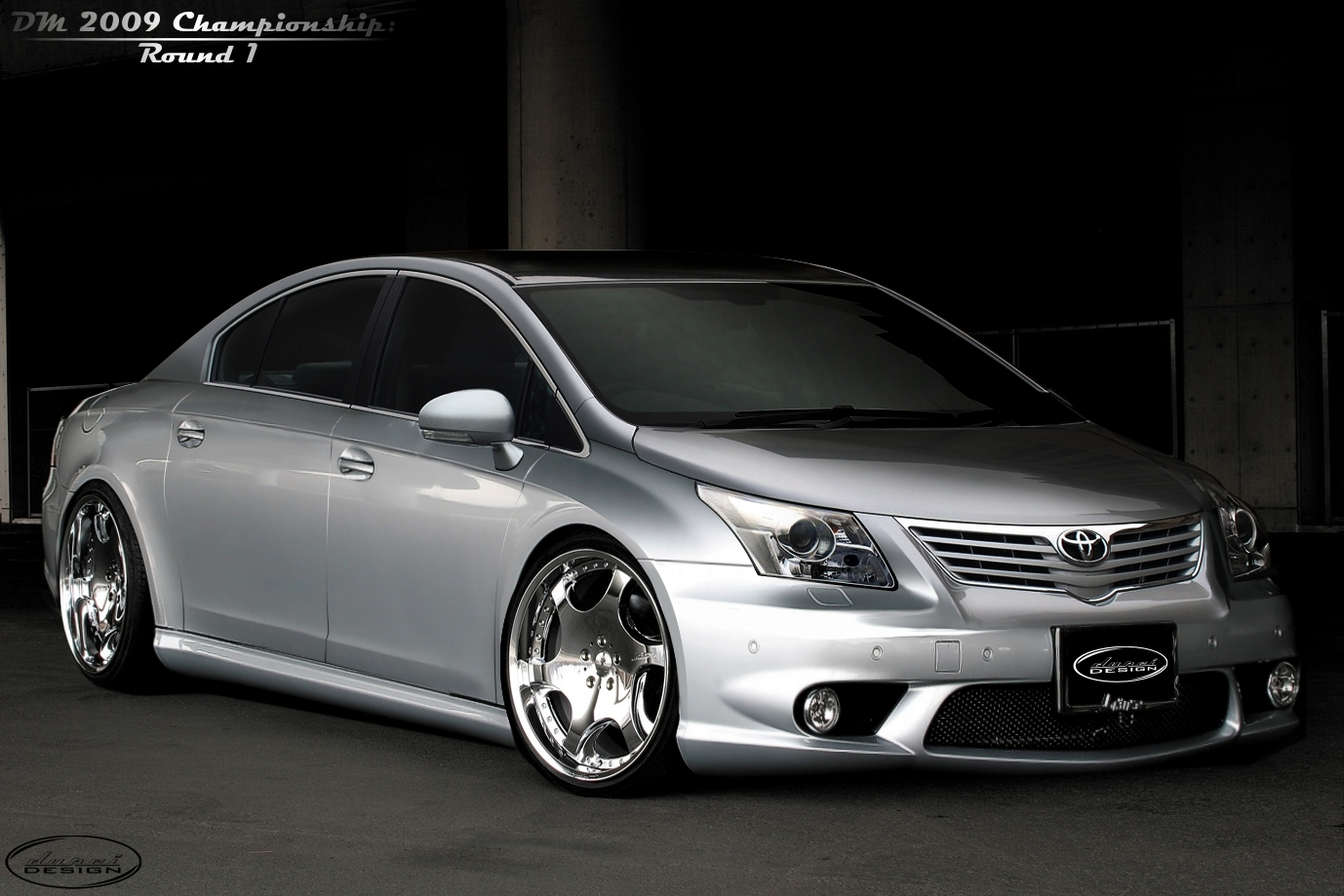 car new top toyota avensis wallpapers. Black Bedroom Furniture Sets. Home Design Ideas