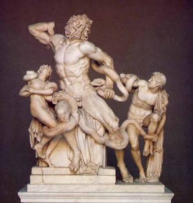 Escultura Griega - Laooconte, Escultura Griega,