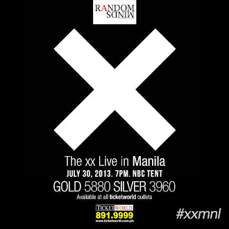 The xx Live in Manila