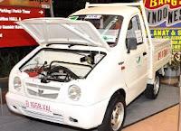 Harga dan Spesifikasi Lengkap Mobil Tawon 2012