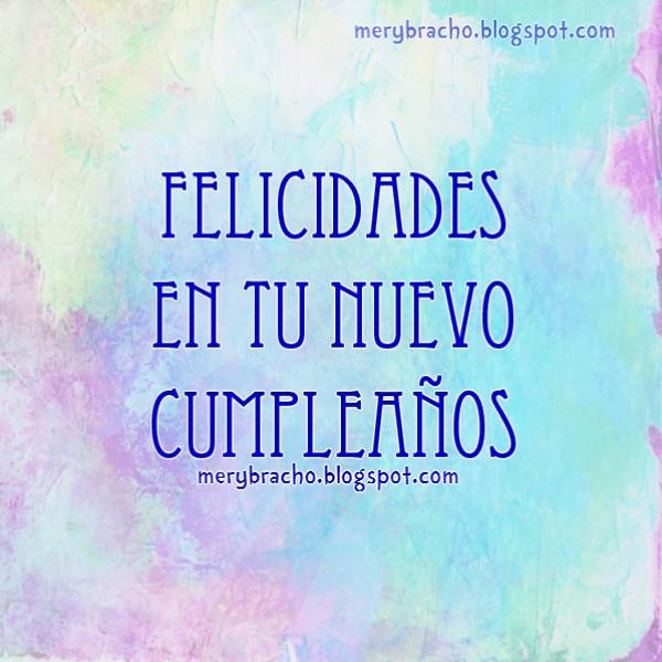 Mensajes bonitos de cumpleaños, frases cortas de saludos en cumpleaños para amigos, hijos, hermanos.