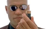 morpheus, batteria, matrix