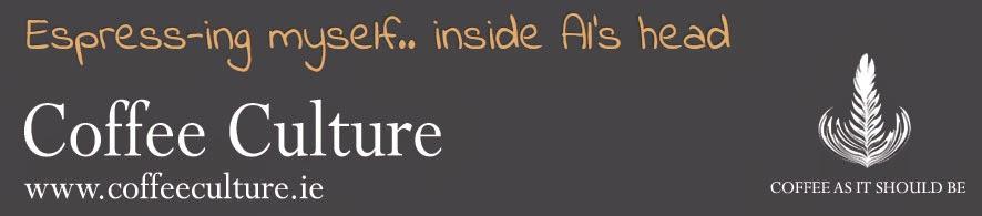 Espress-ing myself.. inside Al's head