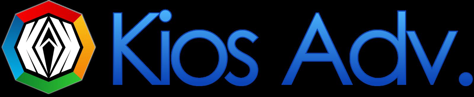 logo kios advertising