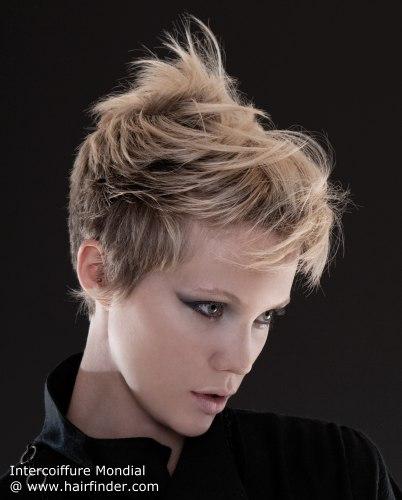 Peinados 2016 todas las tendencias para peinar tu cabello  - Cortes De Pelo Corto Para Mujeres Verano 2017