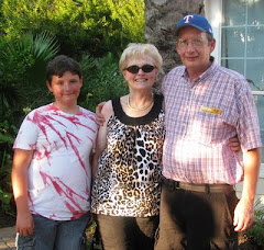 My Family in August 2011