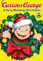 Jorge el Curioso: Unas navidades muy monas (2009) online y gratis