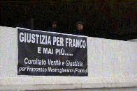 COMITATO VERITA' E GIUSTIZIA PER FRANCESCO MASTROGIOVANNI