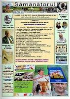 """ARHIVA REVISTEI """"SĂMĂNĂTORUL"""""""