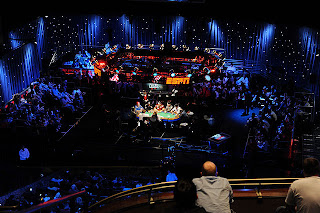 las vegas table finale wsop