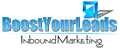 BoostYourLeads Inbound Marketing Logo