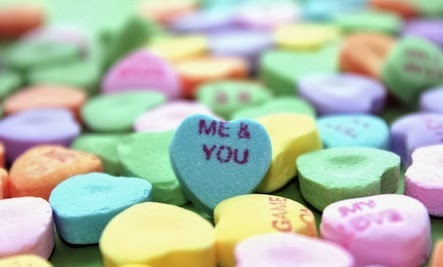 Things You Didn't Know About Valentine's Day - candy hearts sweets