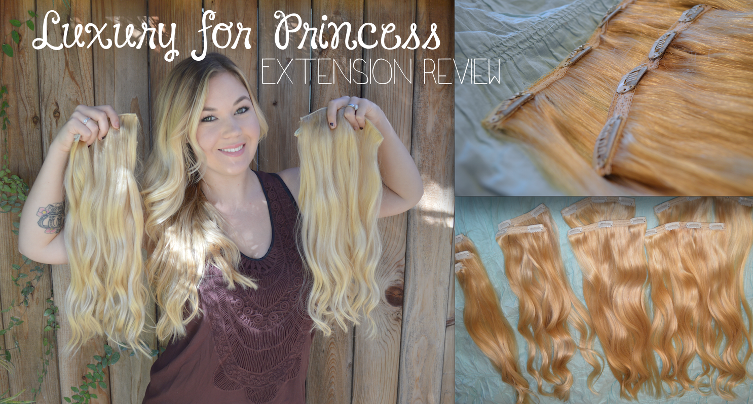 Luxury For Princess Hair Extensions Review 59