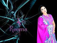 Lollywood Actress Reema Khan HD Wallpaper