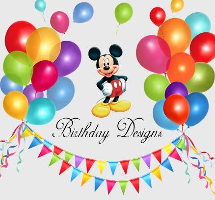 Birthday Designs