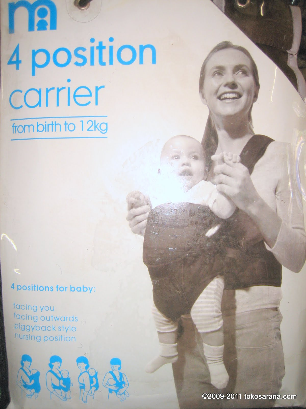 mothercare 3 position baby carrier instructions
