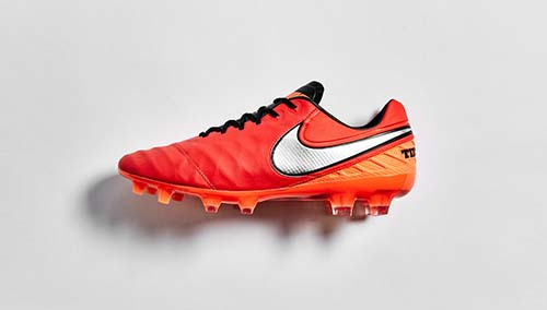 Football Boots Nike Tiempo 6 Light Crimson