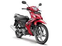 Daftar Harga Motor Suzuki Bekas