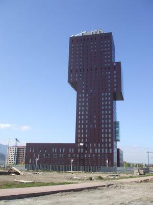 Torre de la Rosaleda Ponferrada España