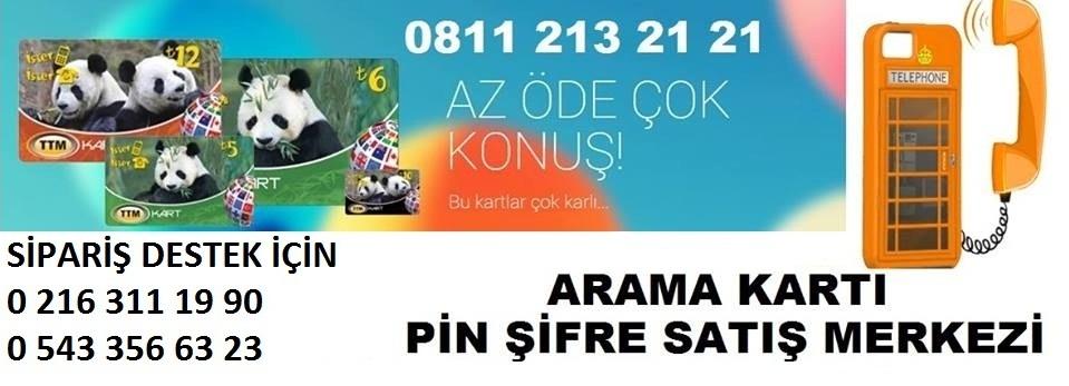 Şifreli arama kartı