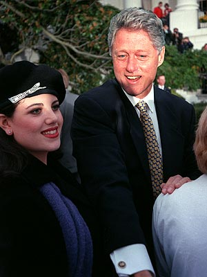 bill clinton  moral compass
