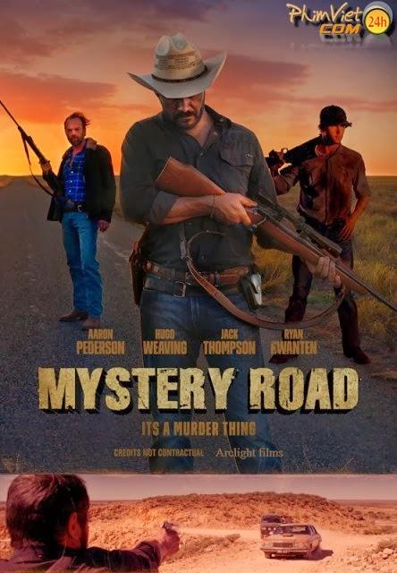 xem phim Con Đường Bí Hiểm - Mystery Road 2013 full hd vietsub online poster
