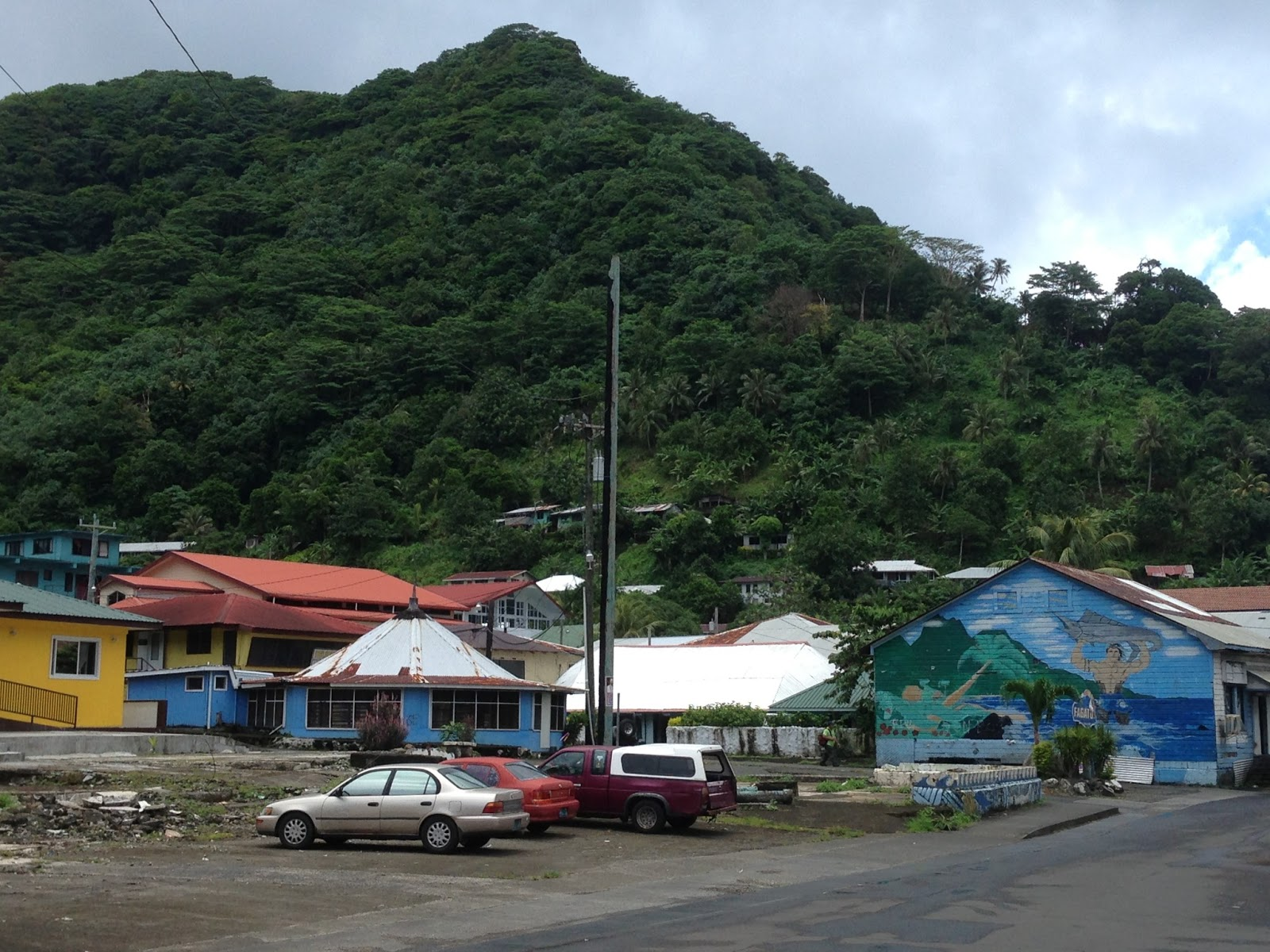 Travels of Note: Sunday in Pago Pago (American Samoa)