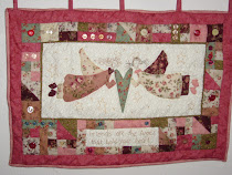 An Angels Story Wallhanging