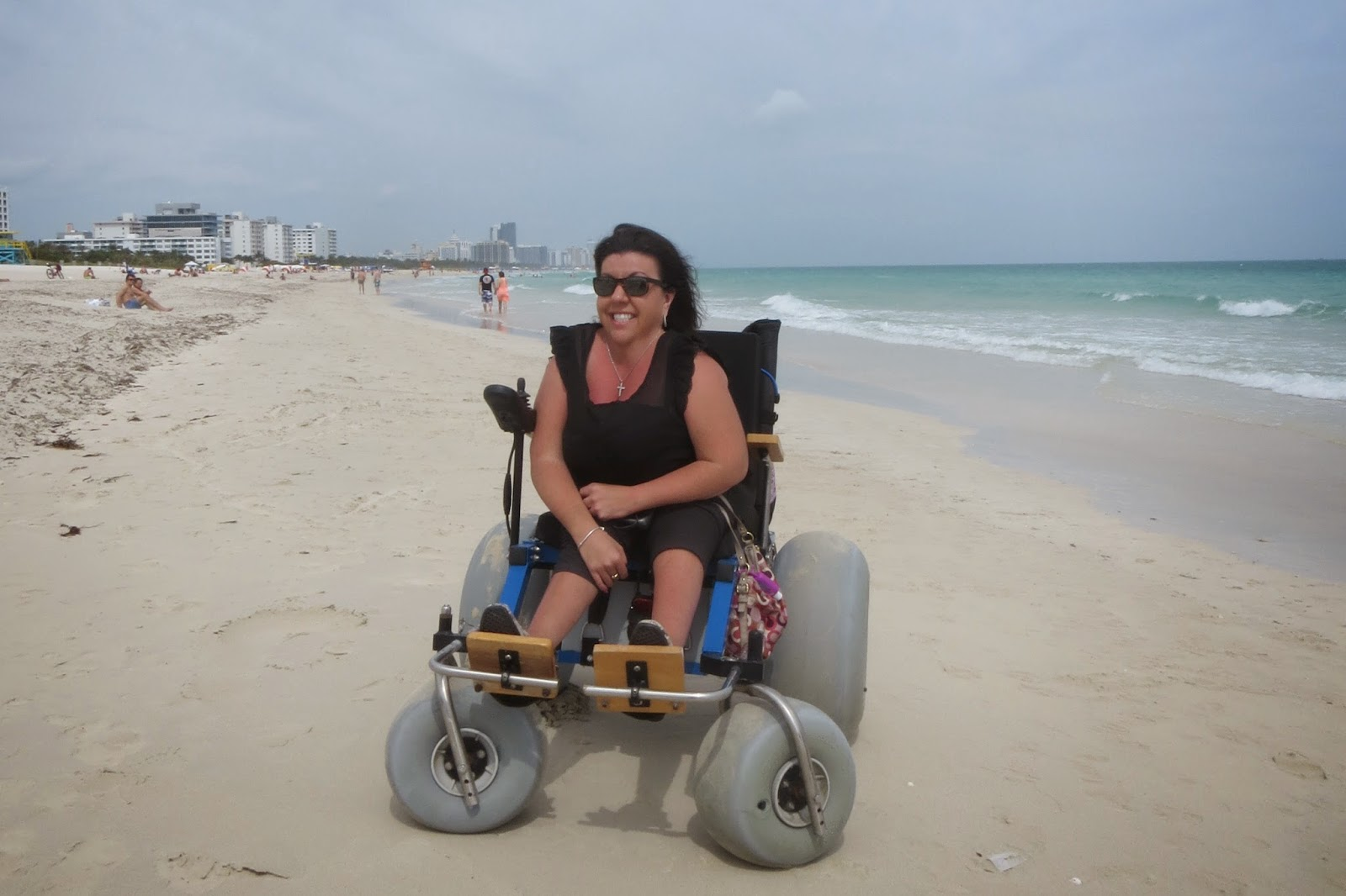 How To Rock Miami Beach In A Power Wheelchair Special