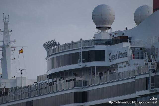 queen victoria, cunard, fotos de barcos