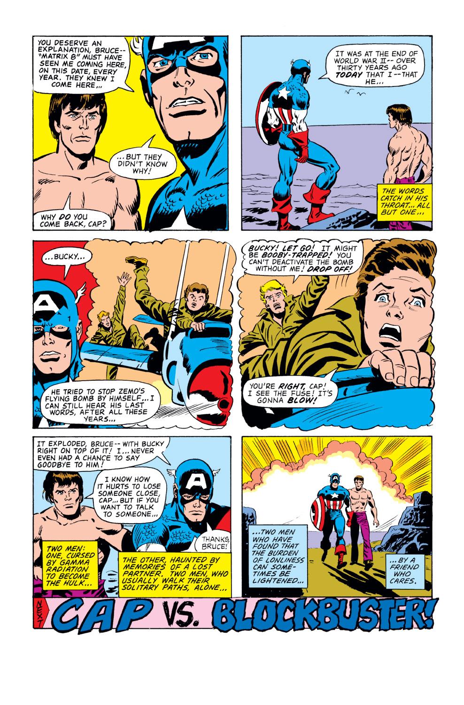 Captain America (1968) Issue #257 #172 - English 18