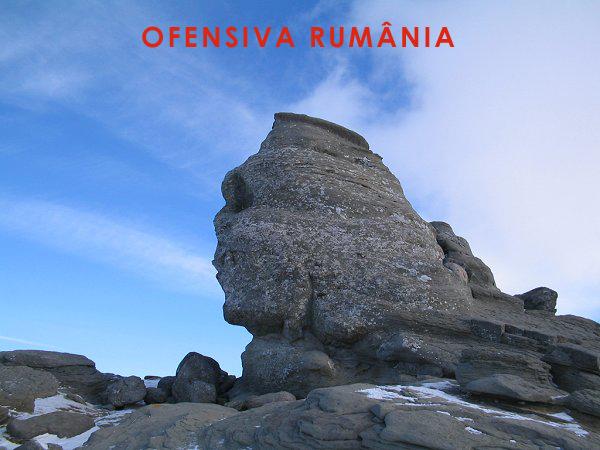 OFENSIVA RUMÂNIA